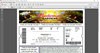 Picture of Budwiser Tickets PDF Generator