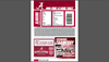 Picture of University of Alabama Tickets PDF Generator