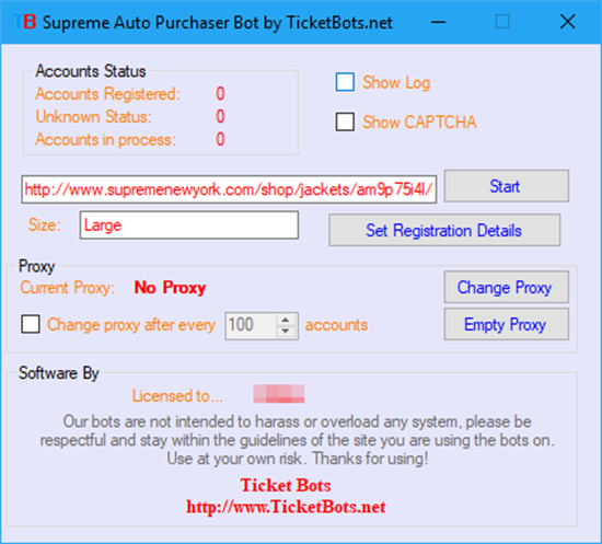 Supreme NewYork Auto Purchaser