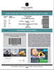Imagem de Civic Center Tickets PDF Generator
